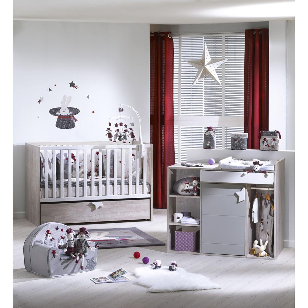 Quelques astuces pour aménager la chambre de bébé