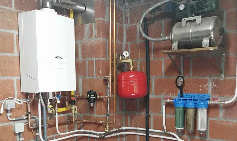 Avantages et inconvénients d'une chaudière au gaz propane
