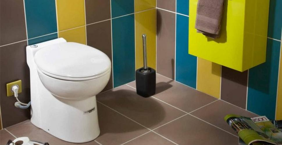 WC-broyeur
