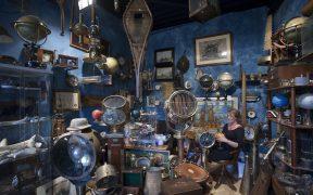 magasin d'antiquité