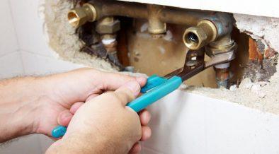détecter une fuite d'eau canalisation enterrée